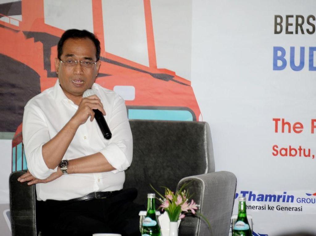 Menhub: LRT Adalah Komitmen Pemerintah Membangun Indonesia