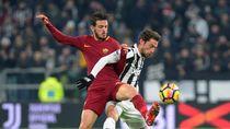 Prediksi Duel antara AS Roma dengan Juventus, Siapa Menang?