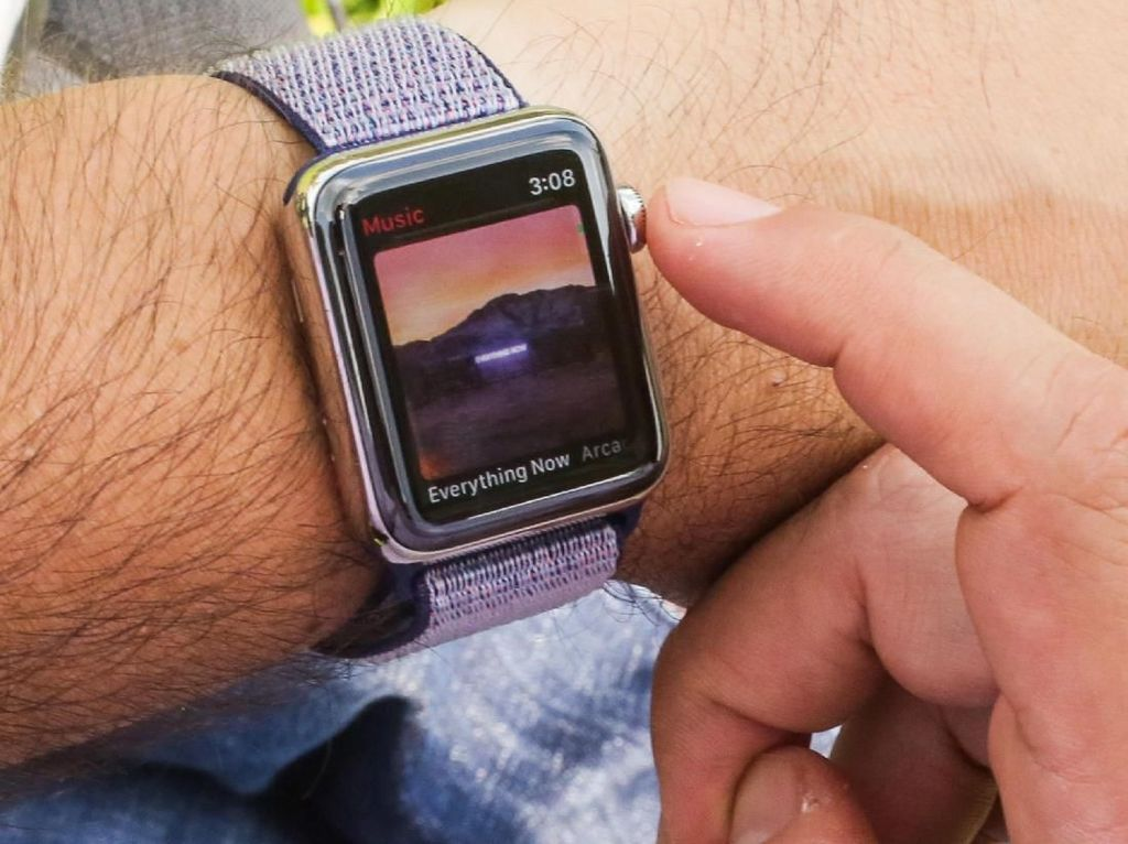 Apple Watch Gampang Baret, Apple Diseret ke Pengadilan