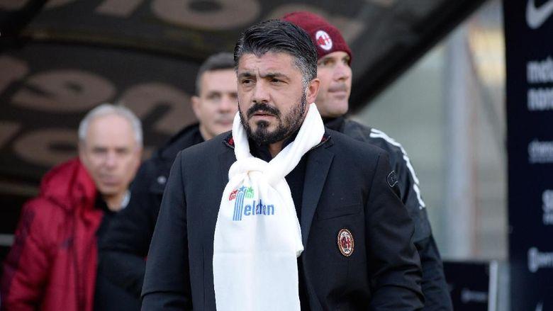 Masalah Milan Bukan Di  Saya Ucap Gattuso