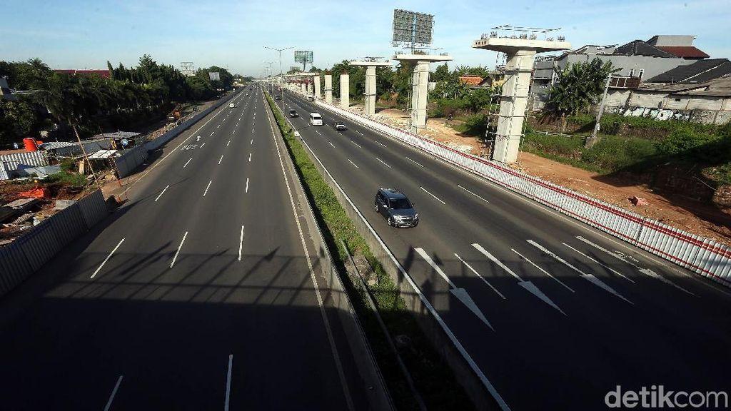 Libur Natal, Tol Jakarta-Cikampek Lancar