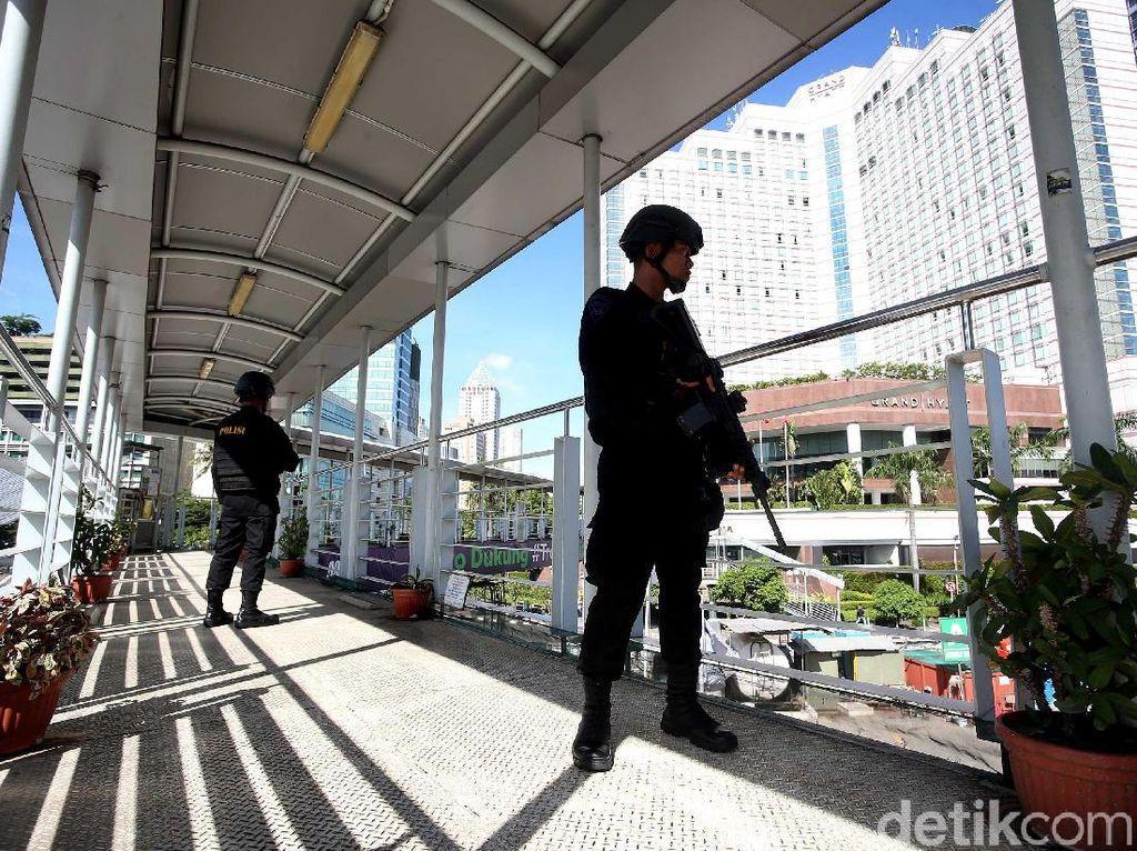 Hari Ke-5 Operasi Lilin, Kejahatan di Jakarta Naik 23 Persen