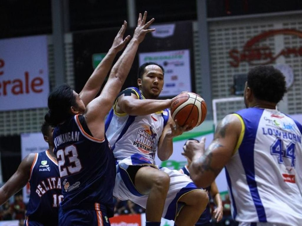 Jakarta Suguhkan IBL Seri IV dan All Star