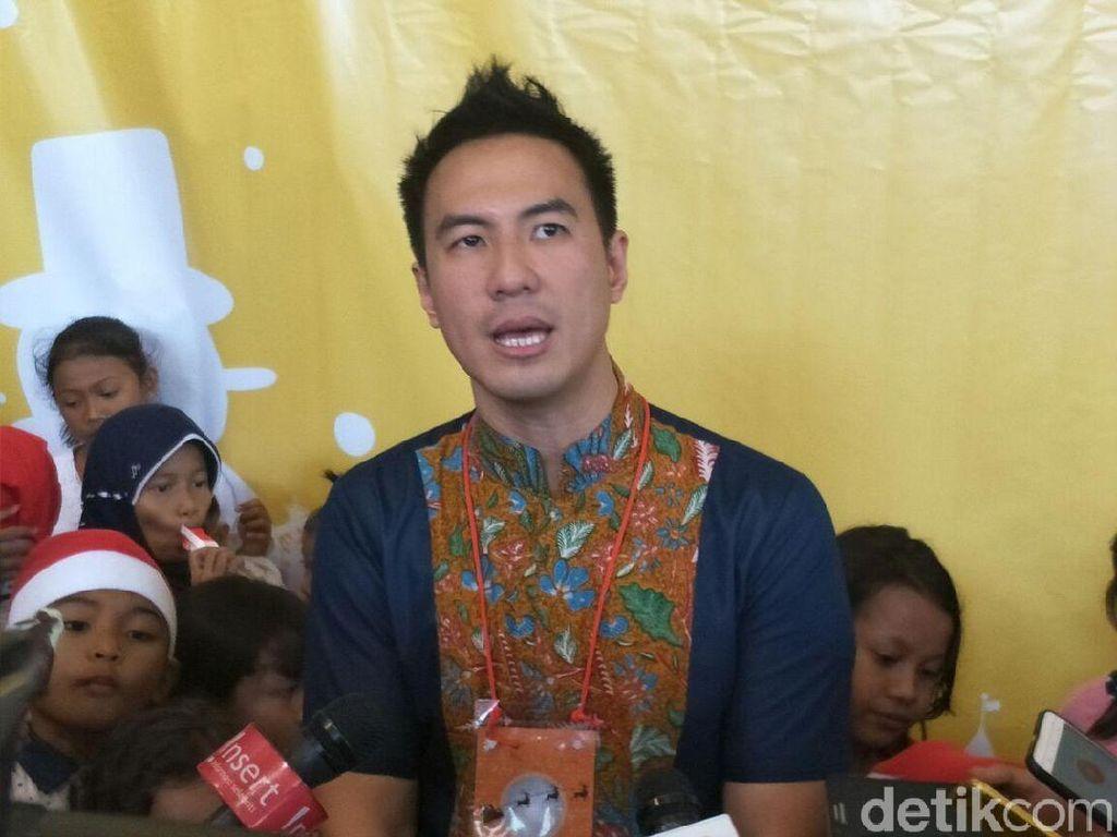 Daniel Mananta Rindu Kumpul Keluarga Saat Natal