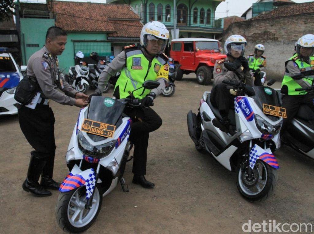 Pantau Libur Natal, Kapolda Jabar: Jalur Bandung-Garut Lancar
