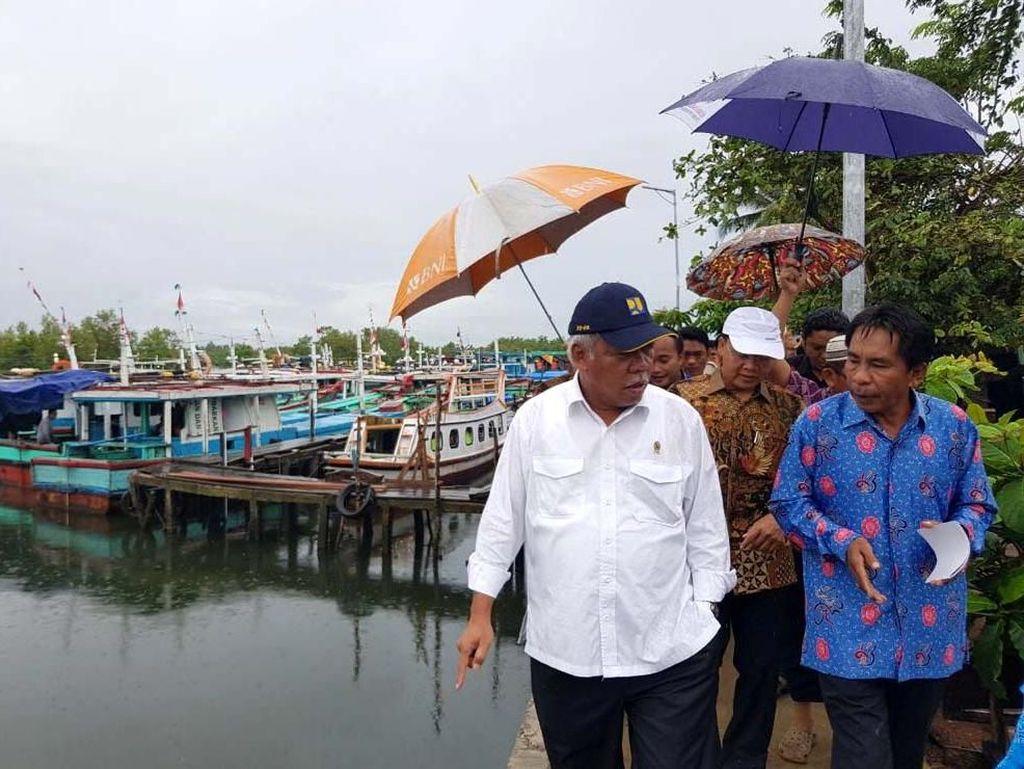 Penampakan Rumah Nelayan yang Dibangun Jokowi di Bengkulu