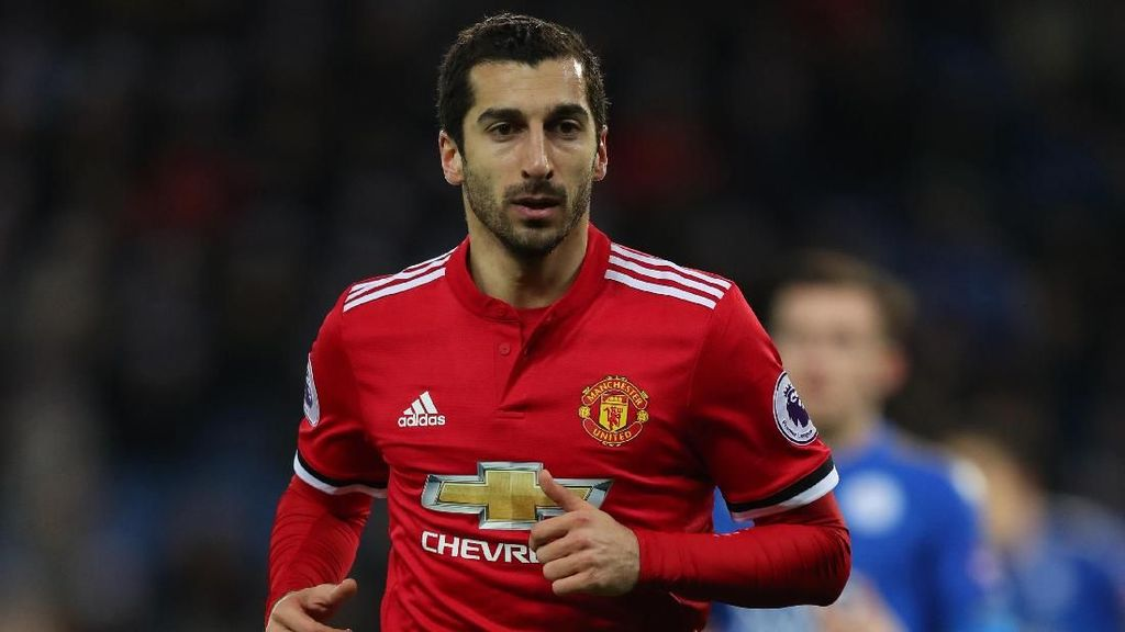 Transfer Sanchez ke MU Tergantung Mkhitaryan