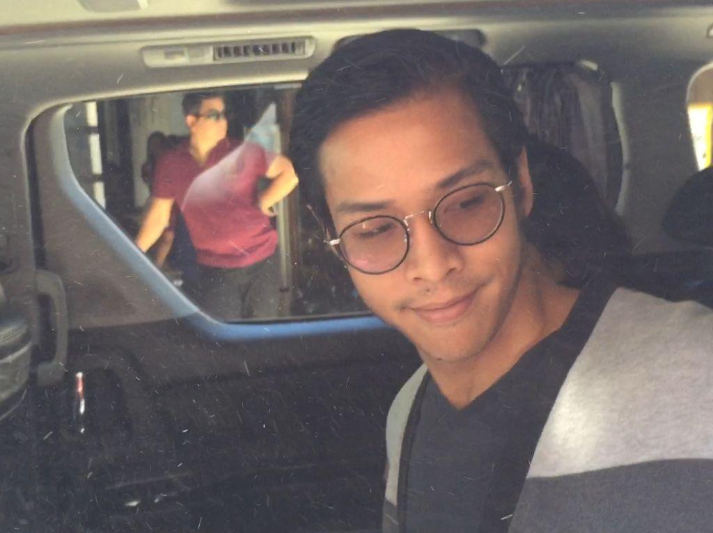 Foto: Bungkam, 2 Anak Novanto Tinggalkan Rutan KPK