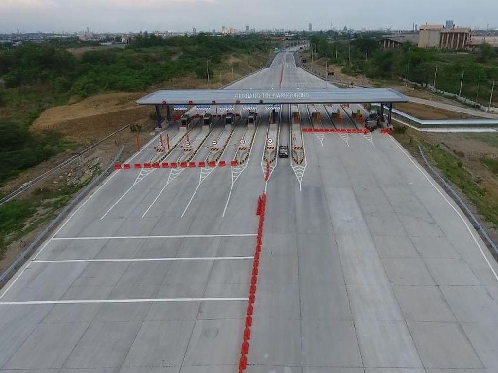 Mau Mudik Lewat Jalan Tol JKT-SBY, Berapa Uang yang Disiapkan?