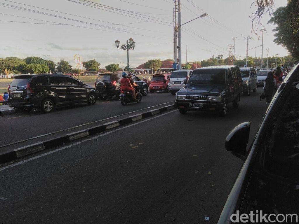 Awas, Kendaraan yang Parkir Liar di Malioboro Yogya akan Digembosi