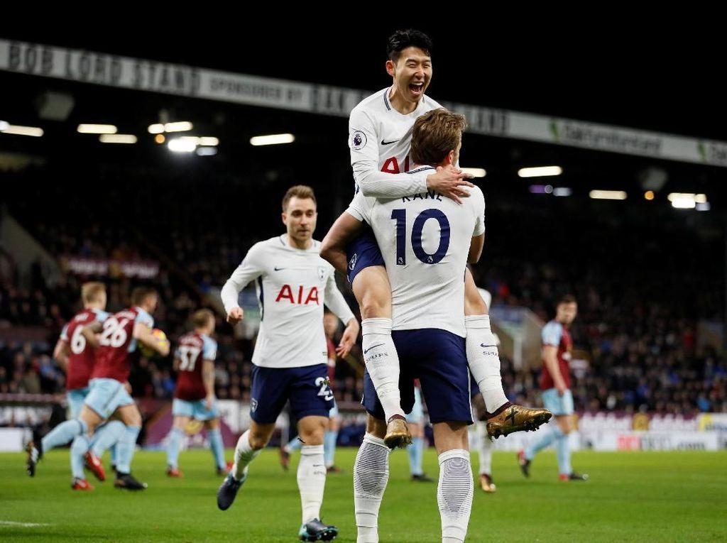 Spurs Dituntut Konsisten dan Tak Pikirkan Posisi di Klasemen