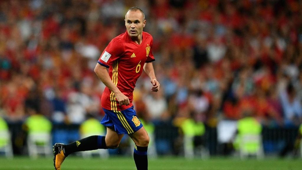 Iniesta Bisa Menang Ballon dOr Jika Bernama Andresinho