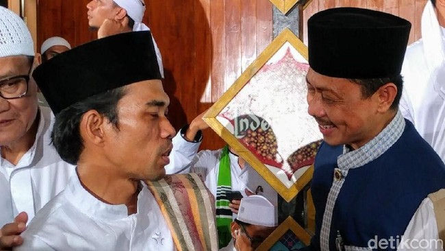Ust. Abdul Somad Dengan KH Said Aqil Siradj,  Perbandingan Yang 'Njomplang'