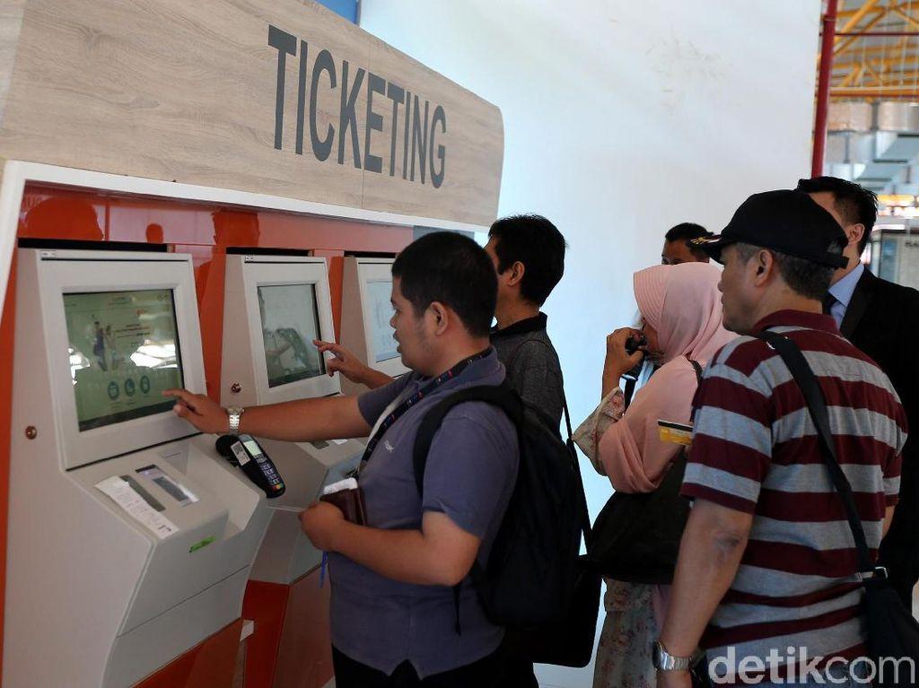 Ingat! Begini Cara Beli Tiket Kereta Bandara Soekarno-Hatta