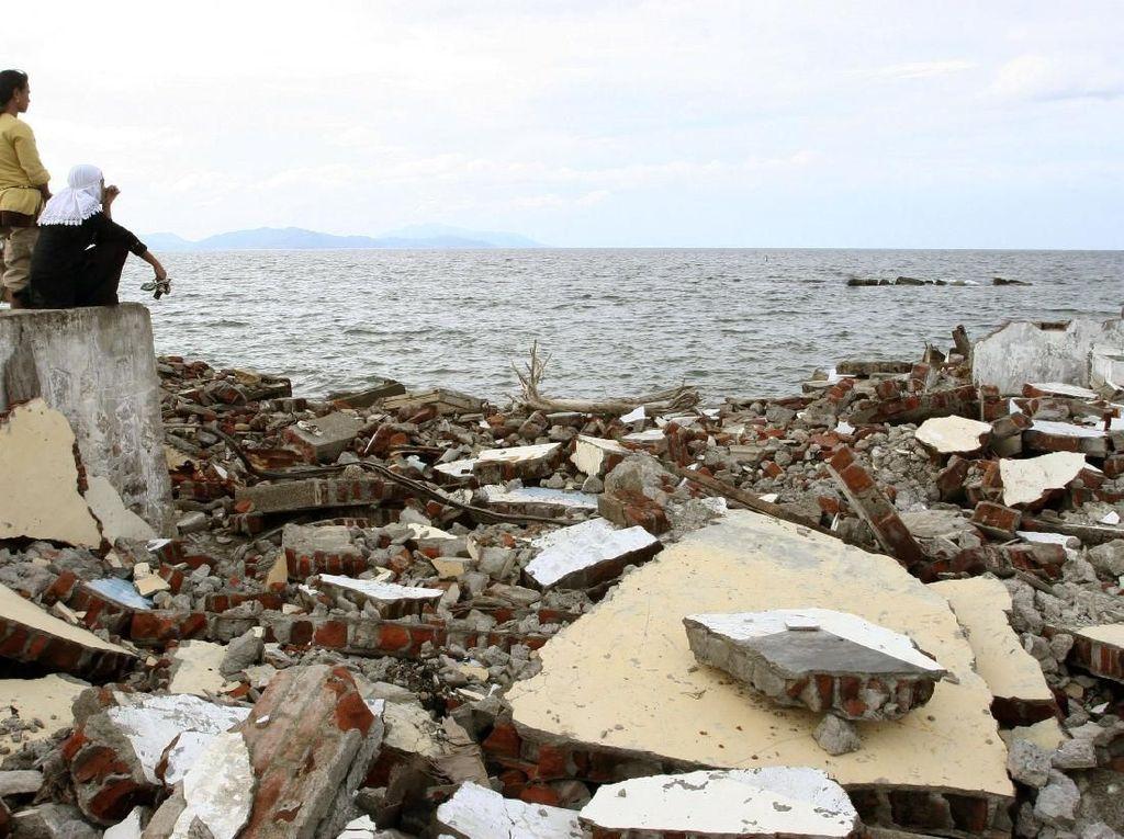 Seputar Tsunami Aceh 15 Tahun Silam