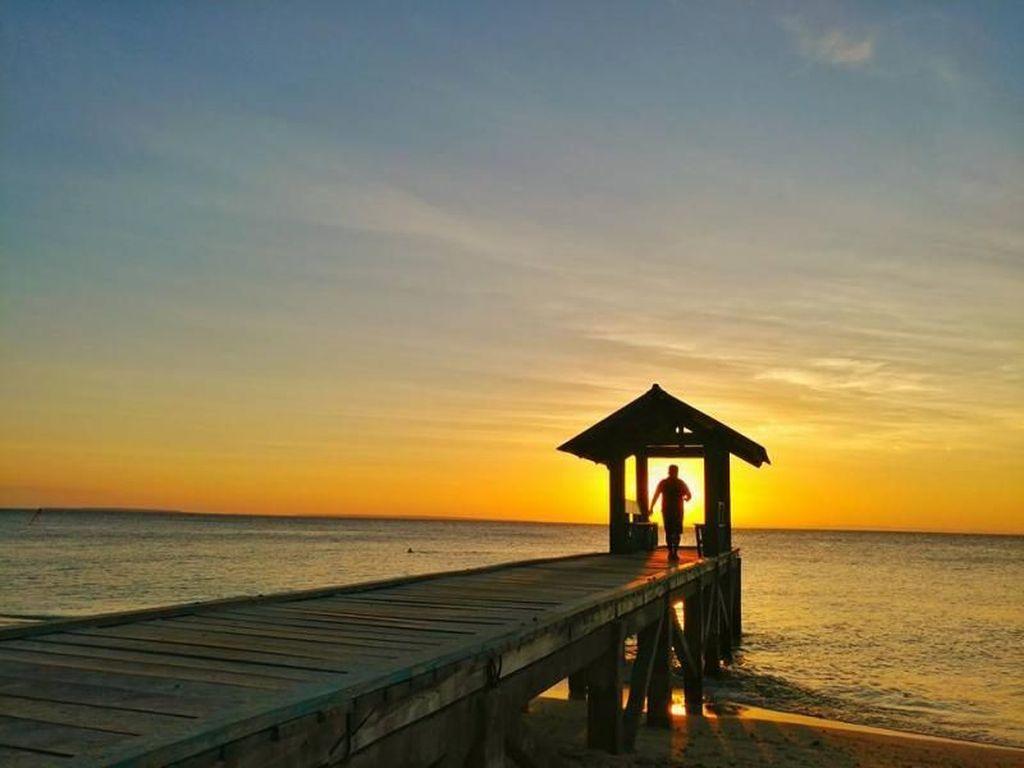 Gili Labak, Surga Bawah Laut yang Cantik di Madura