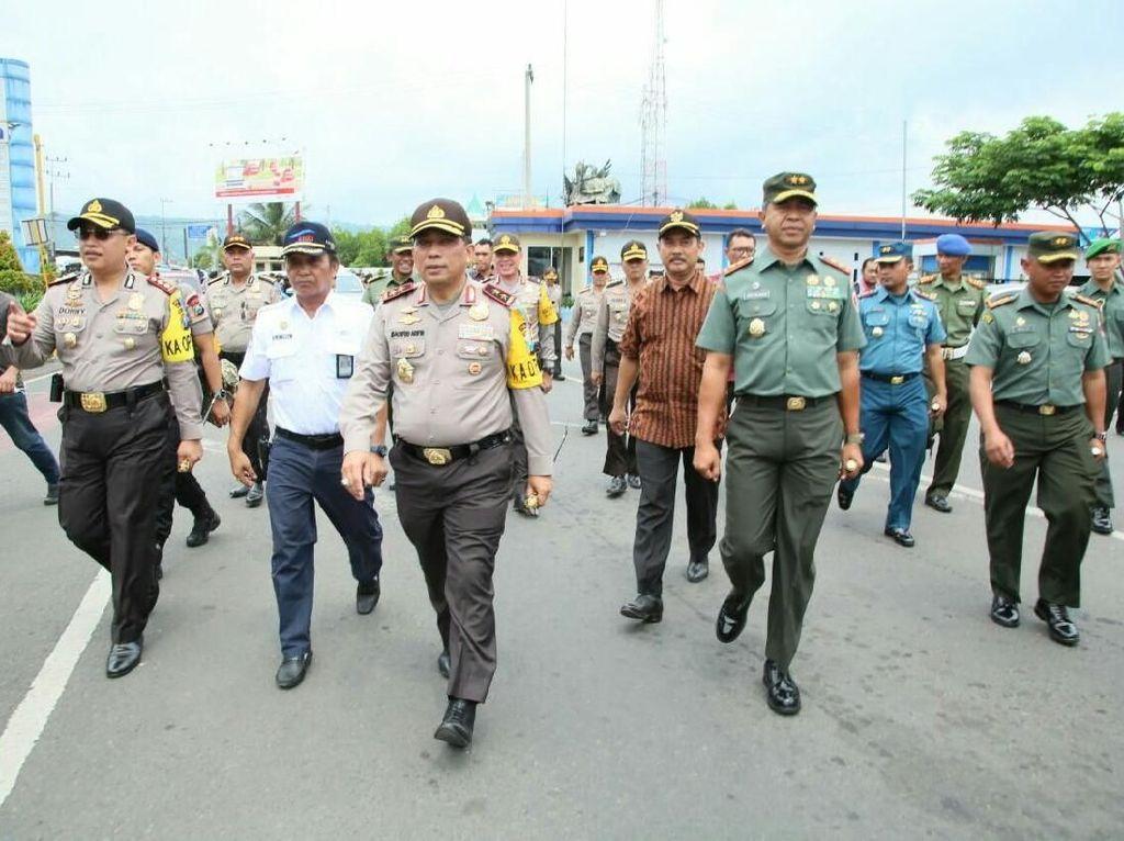 Tiga Jenderal Pantau Kesiapan Penyeberangan Jawa-Bali