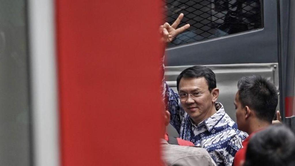 Ahok Tumbang di Panggung Politik, Kalah di Pengadilan