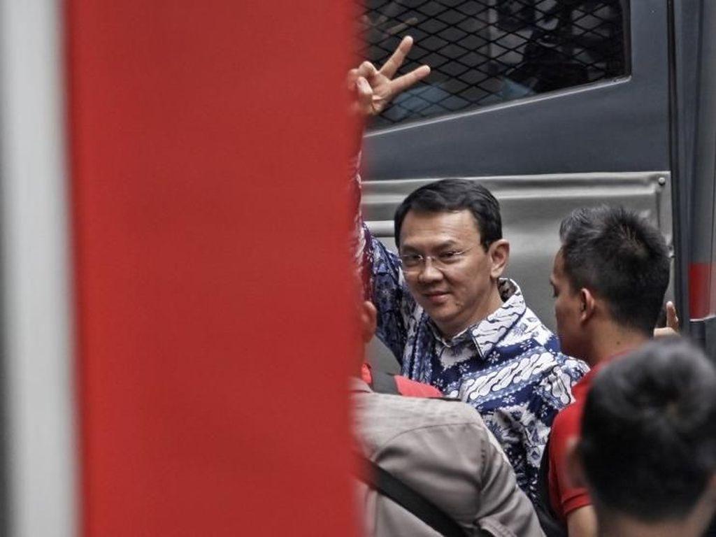 Perjalanan PK Kasus Ahok hingga Ditolak Artidjo dkk