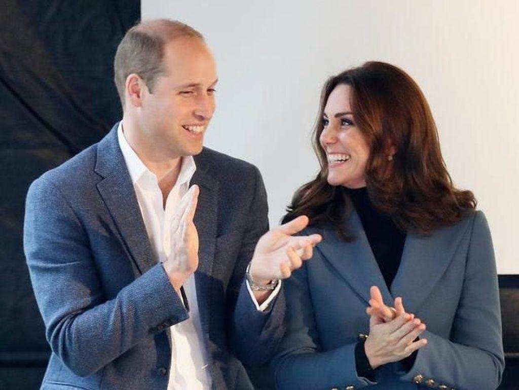 Pangeran William Puji Tenaga Medis Inggris: Kalian Luar Biasa