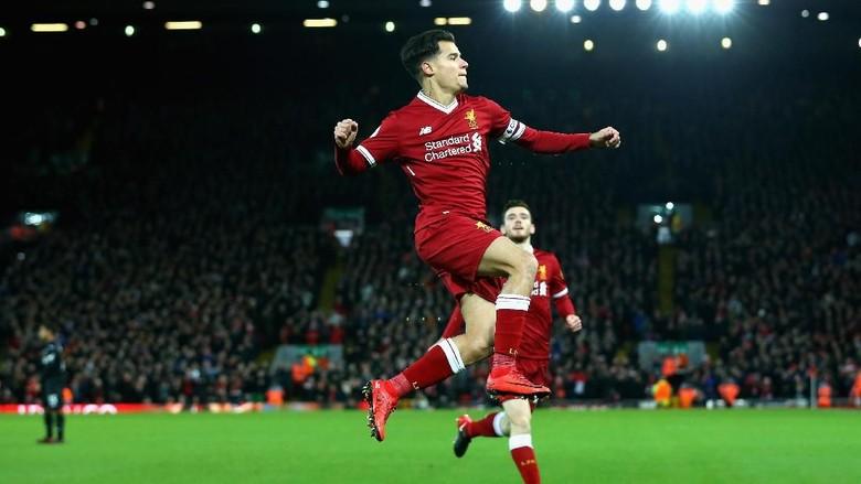 Gelombang Gol dan Assist dari Kaki Lincah Coutinho