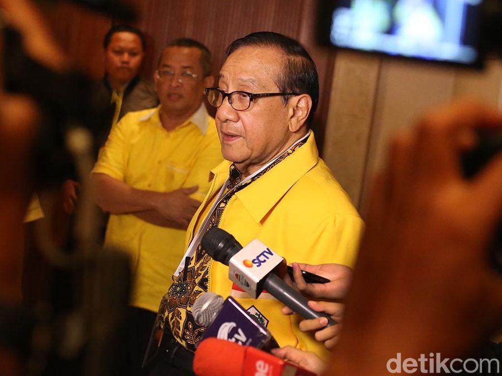 Kriteria Menteri Jokowi Bagi Akbar Tandjung: Berintegritas-Kompeten