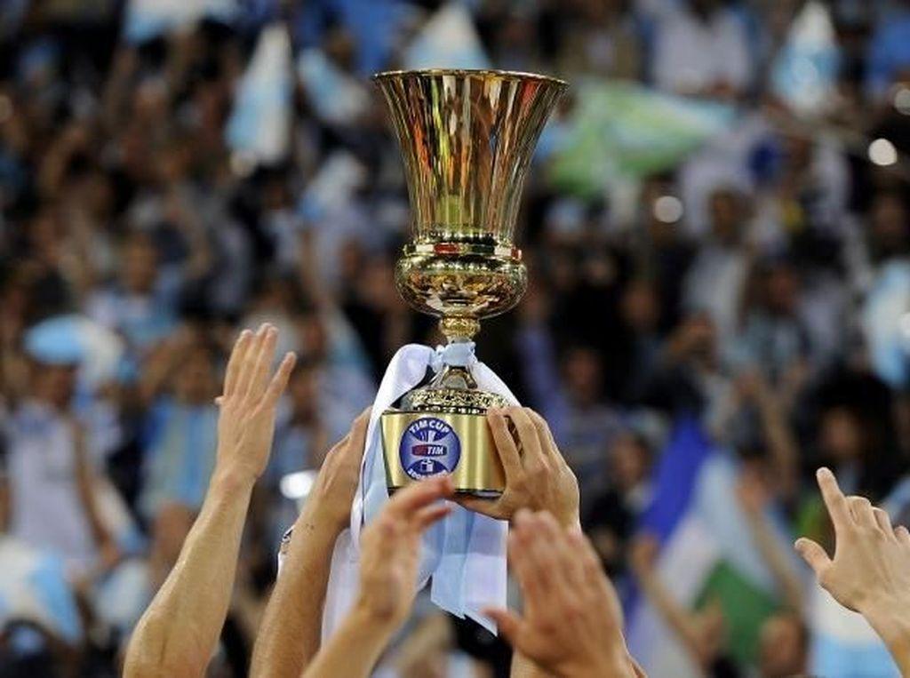 Jadwal Coppa Italia: Inter Vs Napoli, Milan Vs Juventus