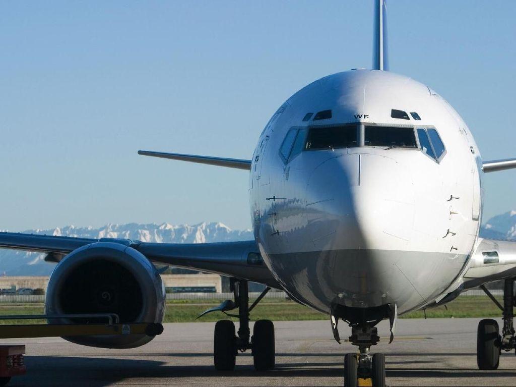 Jasad Bayi Baru Lahir Ditemukan di Toilet Pesawat AirAsia India