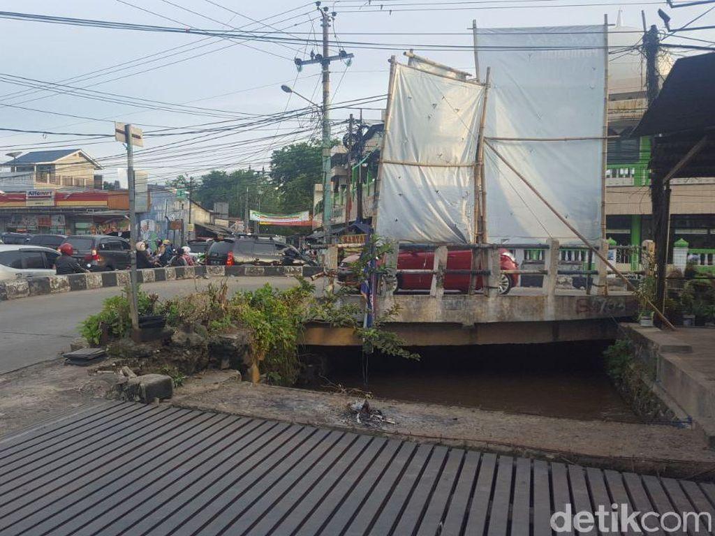 Potret Jembatan Mampang, Tempat Lahirnya Geng Jepang