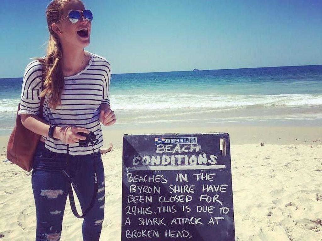 Foto: Putri Orang Terkaya Sedunia, Bikini dan Pantai