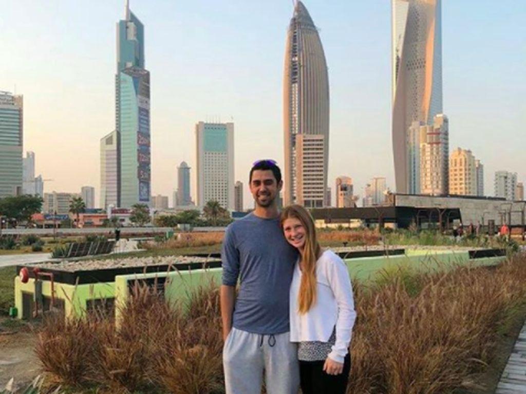 Makin Serius, Nassar Ajak Putri Bill Gates ke Kuwait