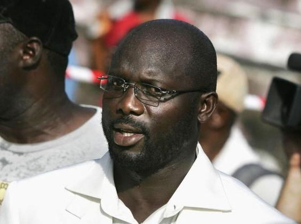 Pidato Perdana Legenda Milan Sebagai Presiden Liberia