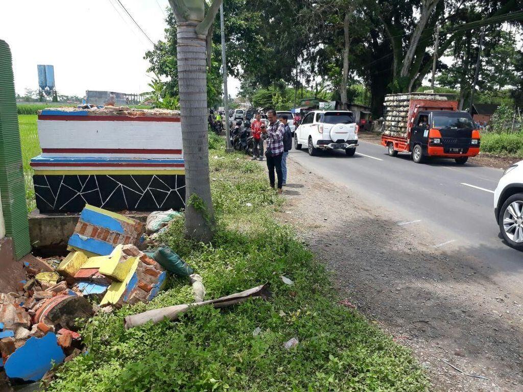 Dua Orang Meninggal Tertabrak Mobil Waka Polres Malang Kota