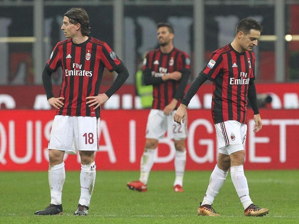 Ini yang Bikin Milan Kepayahan Musim Ini