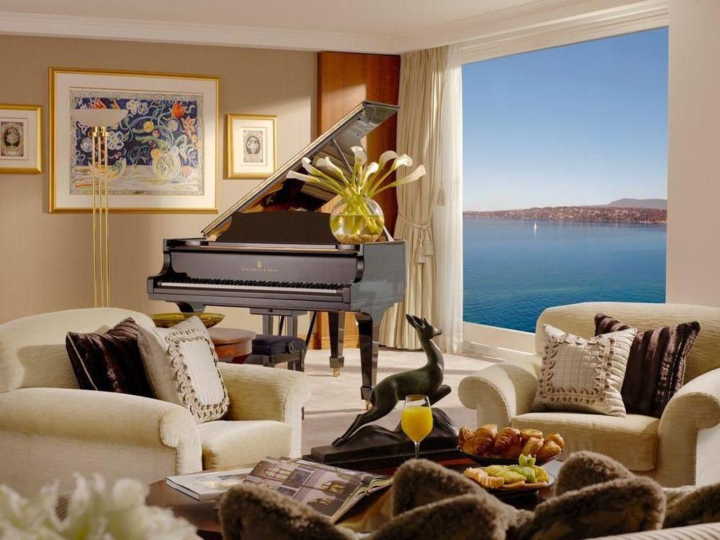 Foto: Mengintip Kemewahan Kamar Hotel Seharga Rp 1 Miliar per Malam