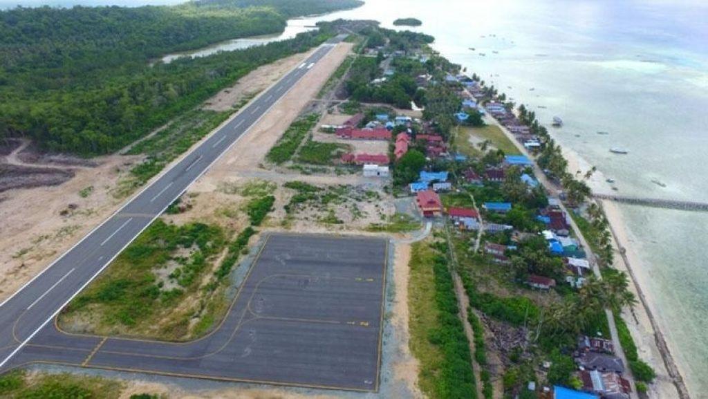 Ini Lho Deretan Bandara dari Miangas Hingga Papua