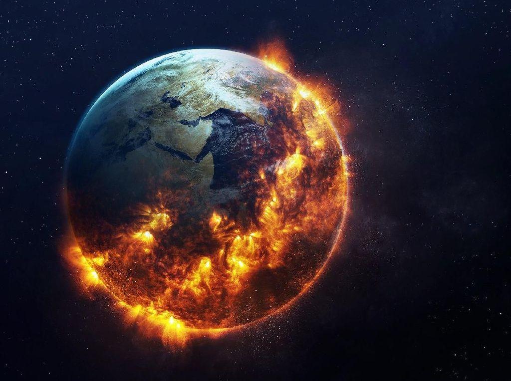 Fenomena Mengejutkan yang Hanya Terjadi Jika Bumi Datar