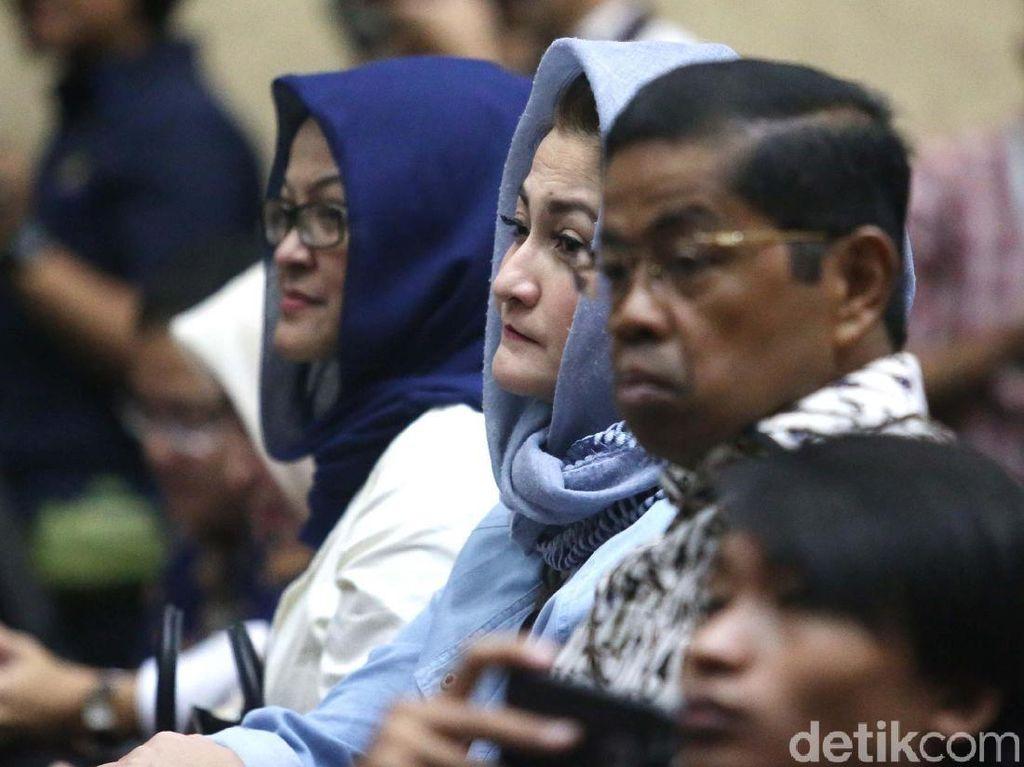 Istri Novanto Prihatin Idrus yang Kini Ditahan KPK