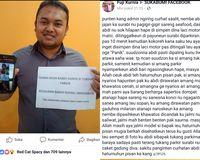 Babeh Kumis, Juru Parkir Jujur dari Sukabumi yang Viral
