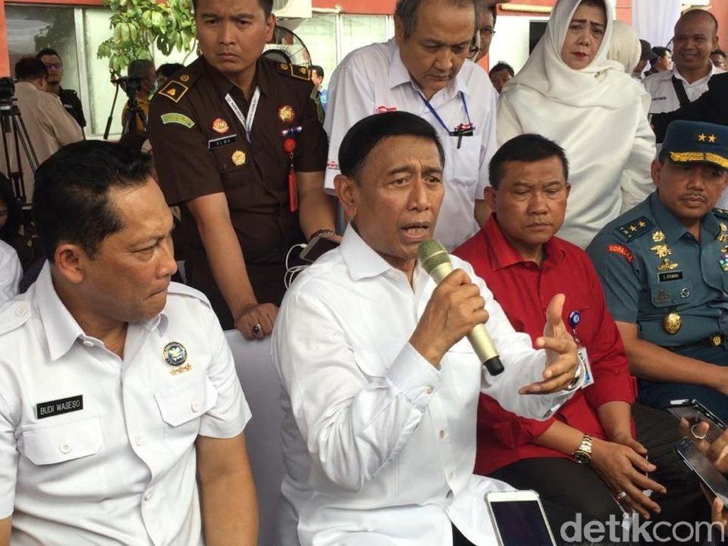 Wiranto Ingin Politik Identitas Dikesampingkan di Pilkada