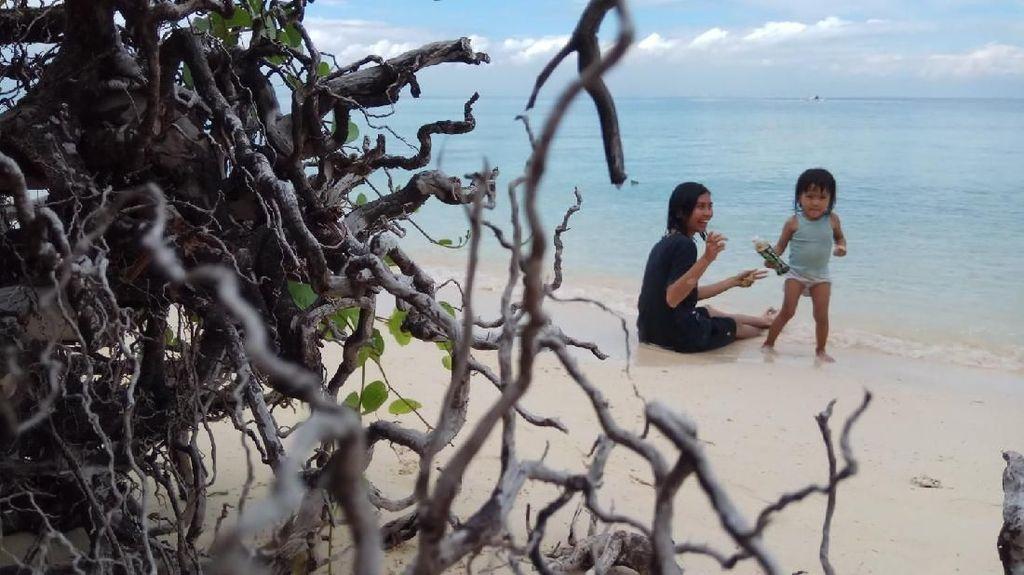 Foto: Pulau Eksotis Buat Liburan di Sulawesi Selatan