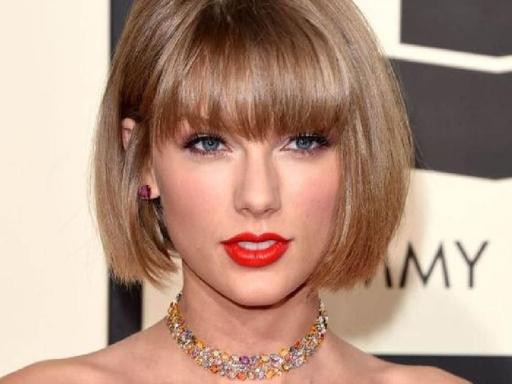 Billboard Music Awards Jadi Momen Buka Puasa Taylor Swift
