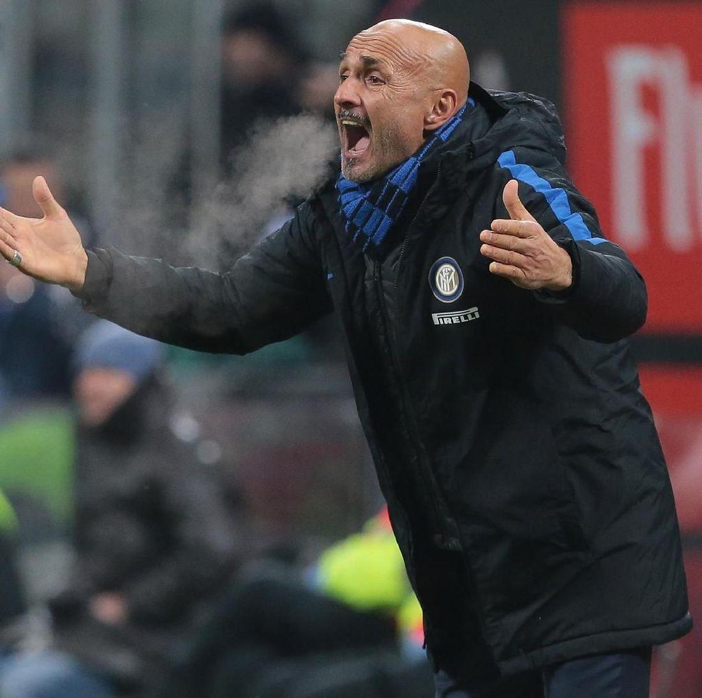 Spalletti Perpanjang Kontrak di Inter