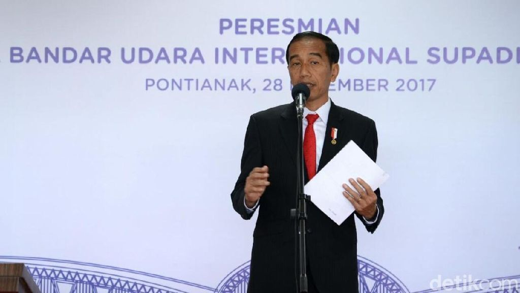 Jokowi akan Kunker ke-5 Negara Asia Selatan Pekan Depan