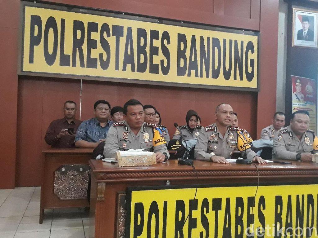 368 Orang Terjerat Kasus Narkoba di Kota Bandung Selama 2017