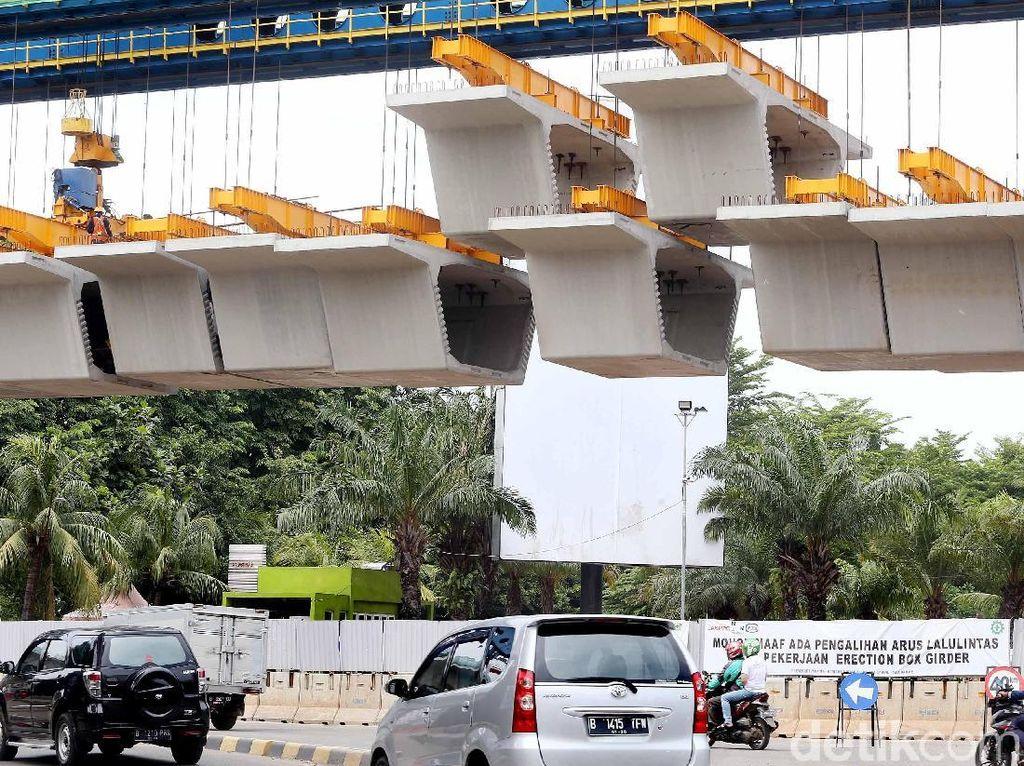 Ratu Prabu Siapkan Rp 320 T Buat LRT, Menhub: Lebih Baik Realistis