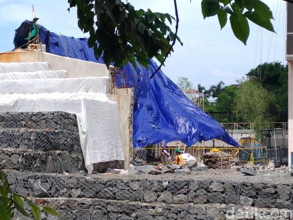 Kemenaker Duga Ada Kesalahan Prosedur Kerja di Pakubuwono Spring