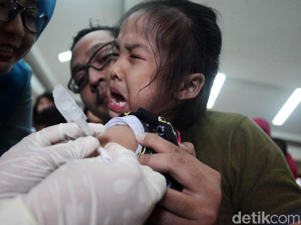 Medan Berat Tak Halangi Papua Barat Penuhi Target Imunisasi