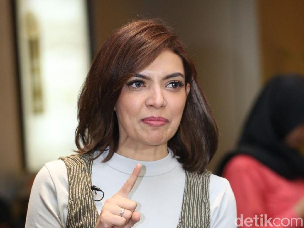 Diadukan Relawan Jokowi Bersatu, Najwa Shihab Jelaskan soal Kursi Kosong