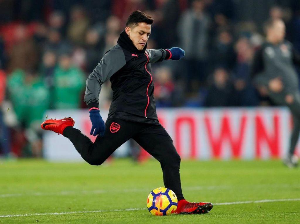 Gol-Gol yang Mengiklankan Sanchez